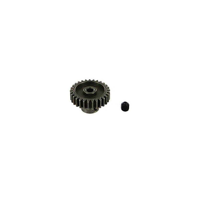 Steel Pinion Gear, 29T, .6 Module: Volcano