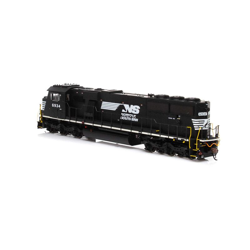 HO SD60E with DCC & Sound NS #6934