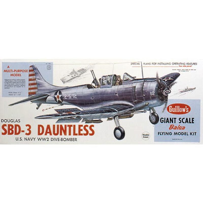 """Douglas SBD-3 Dauntless Kit, 31"""""""