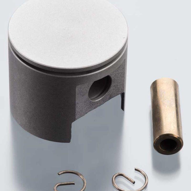 Piston w Pin & Retainer: DLE-20