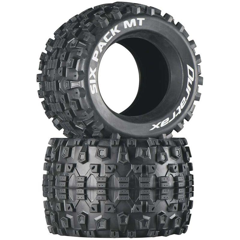"Six Pack MT 3.8"" Tires (2)"