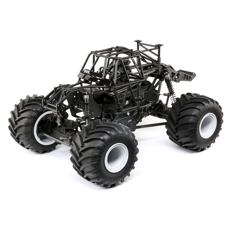 LMT 4WD Solid Axle Monster Truck Roller