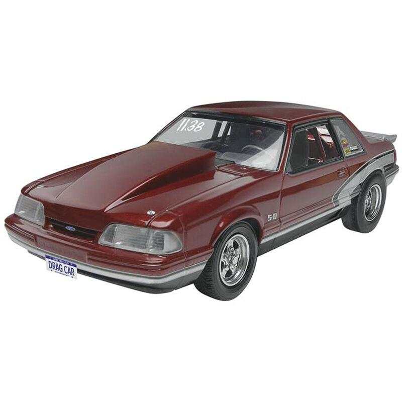 1 25 '90 Mustang LX 5.0 Drag Racer