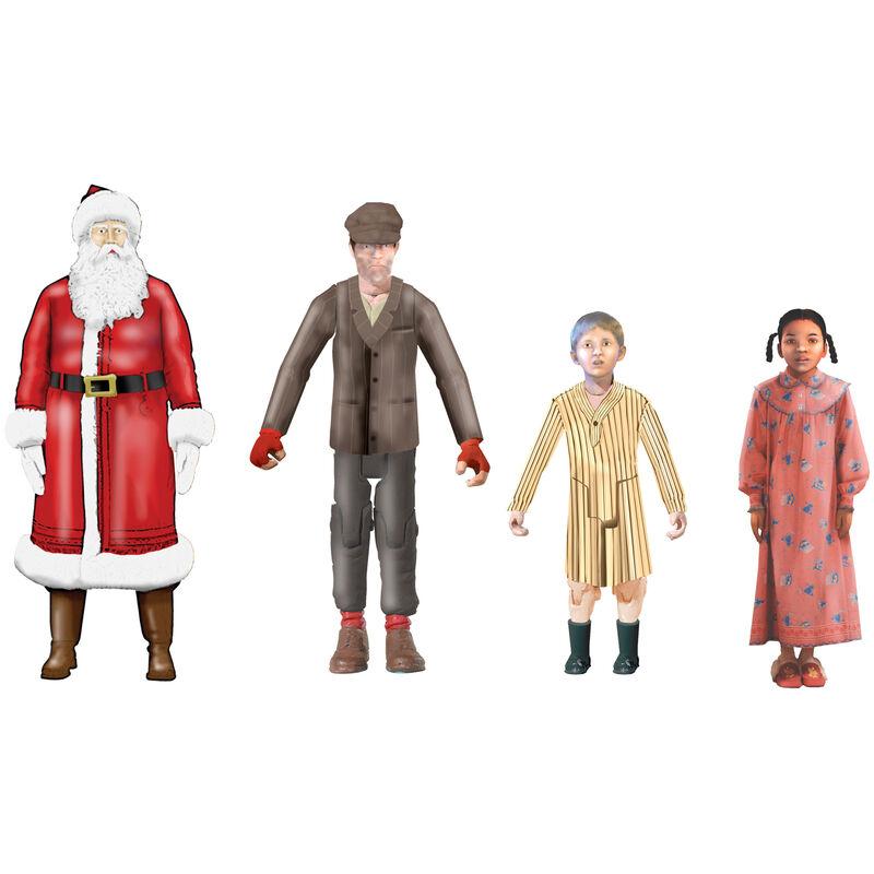 Lionel Polar Express Add-On Figures (4)
