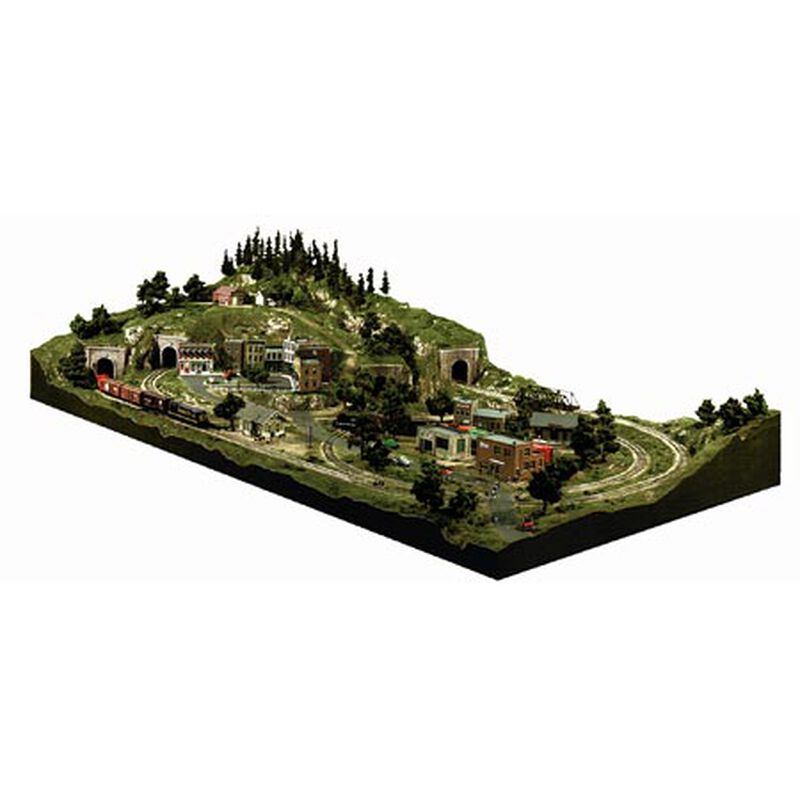 HO Grand Valley Layout Kit