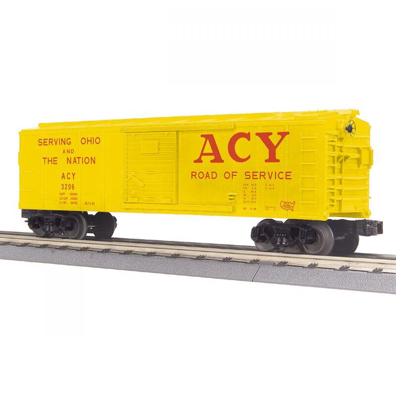 O-27 Box AC&;Y #3296