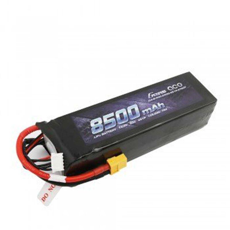 14.8V 8500 Capacity 4S Voltage 50C Rate XT60