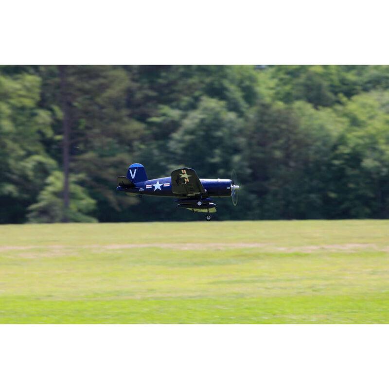 F4U Corsair V2 Blue RTF, 800mm