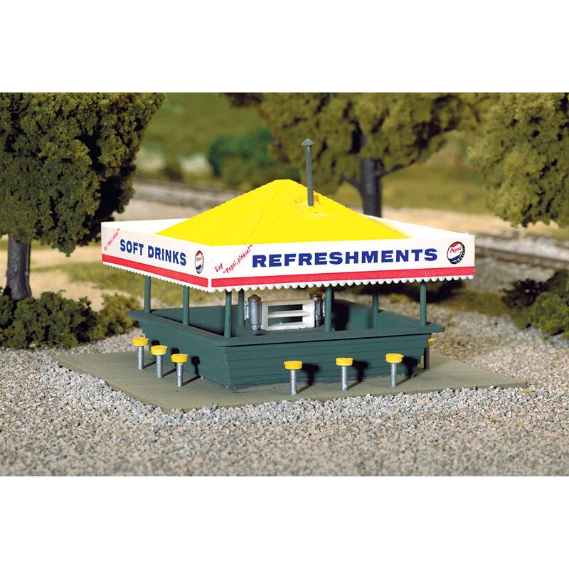 HO KIT Refreshment Stand