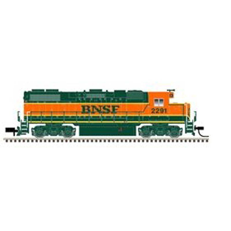 N GP38-2 BNSF #2256