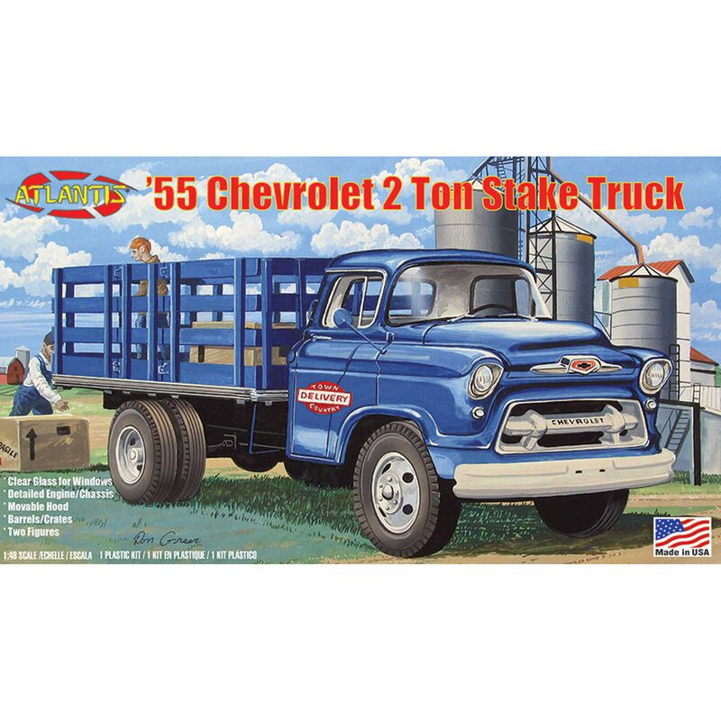 1/48 1955 Chevy Stake Truck