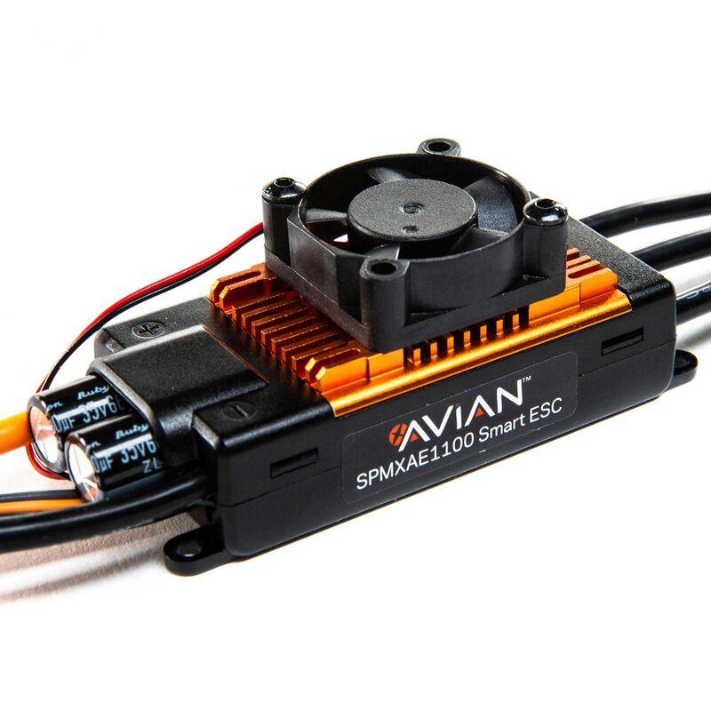 Avian 100 Amp Brushless Smart ESC, 3S-6S