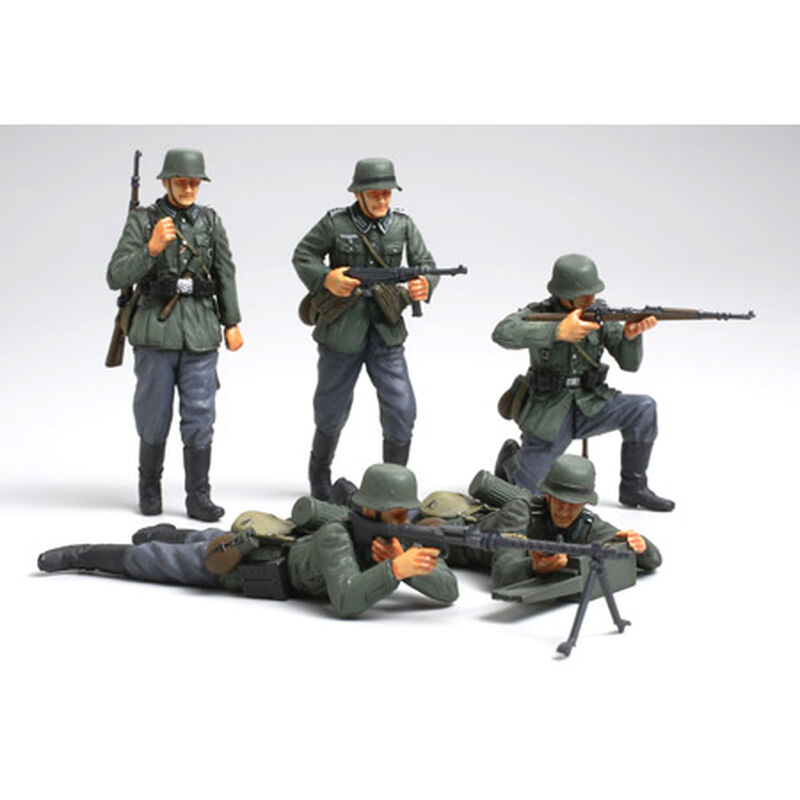 1/35 German Infantry Set, French Campaign