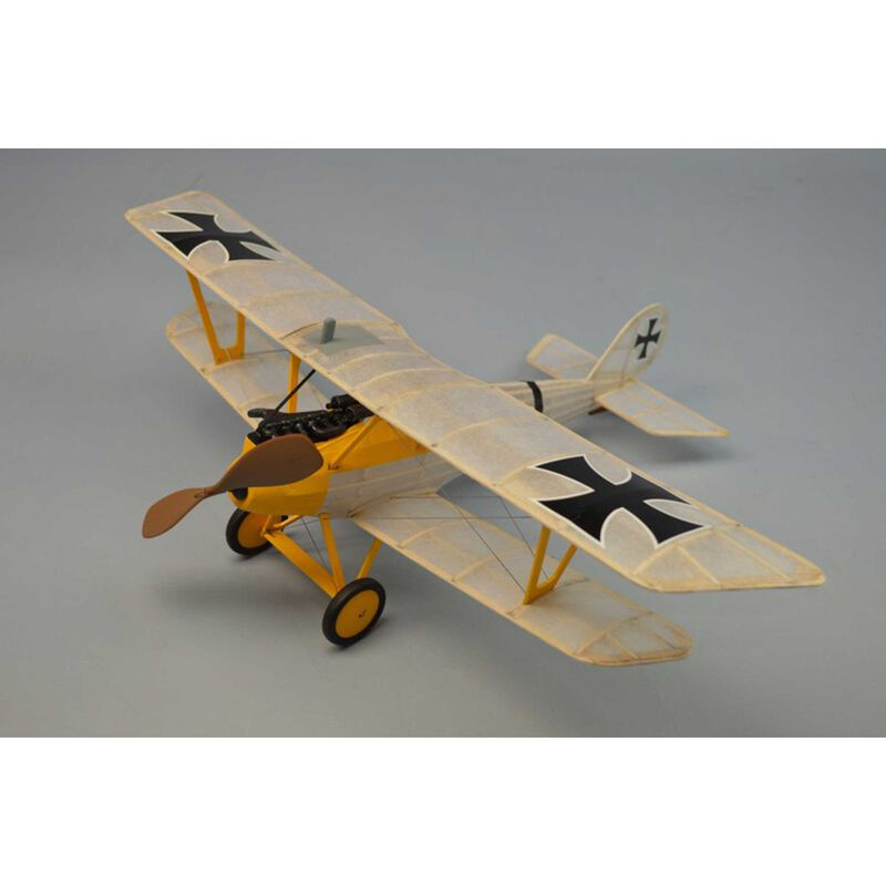 Pfalz D.III Rubber Powered Kit, 18""