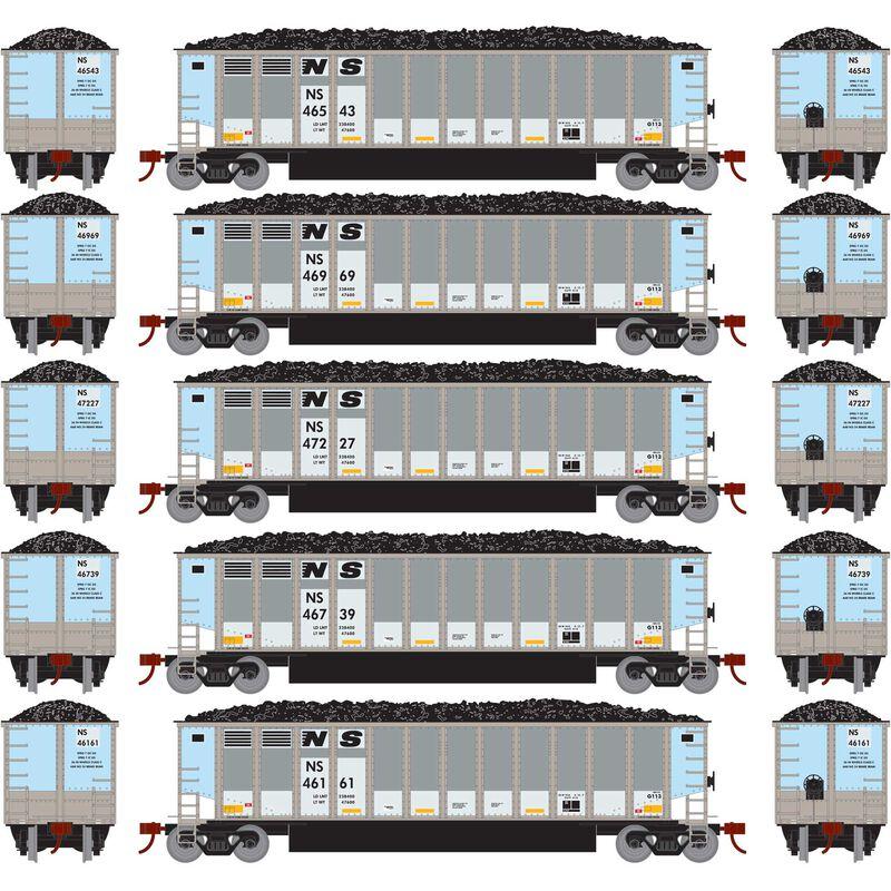 N Bethgon Coalporter w Load NS #1 (5)