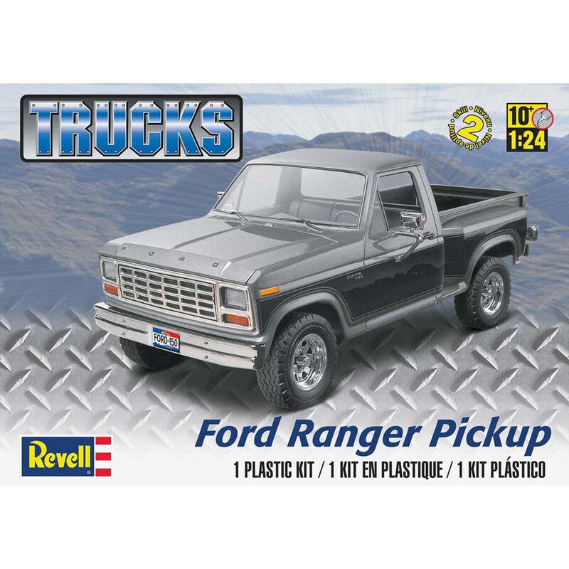 1 24 Ford Ranger Pickup