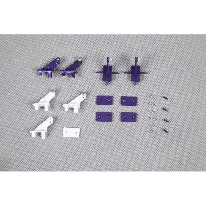 Control Horns: Futura 1060mm Purple