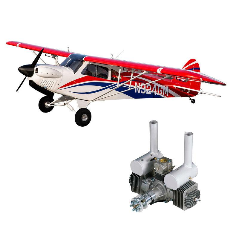 "CubCrafters Cub FX-3 100-200cc 165"" w  DLE170 170cc"