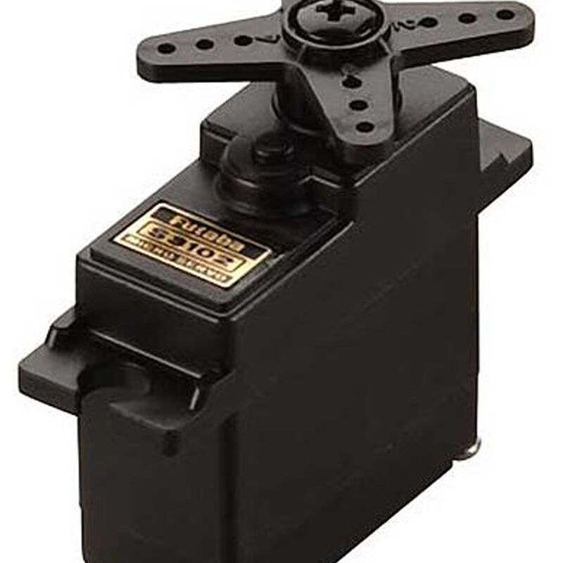 S3102 Aircraft Micro Metal Gear Servo