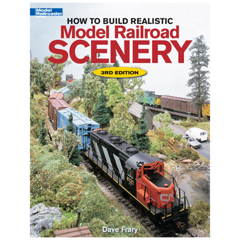 How to Build Realistic Scenery 3rd Edition
