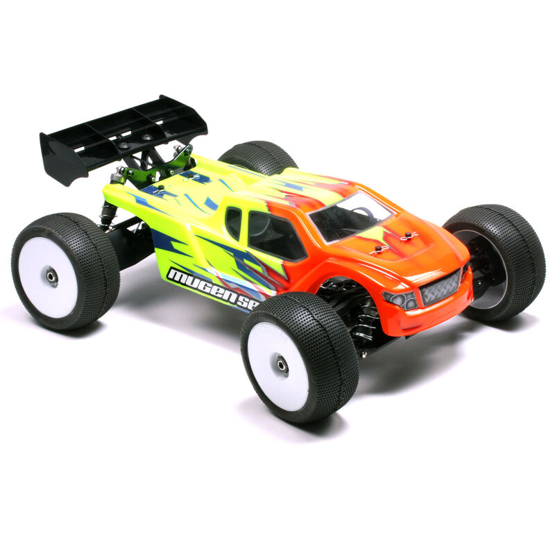 1/8 MBX8TE 4WD Electric Truggy Kit