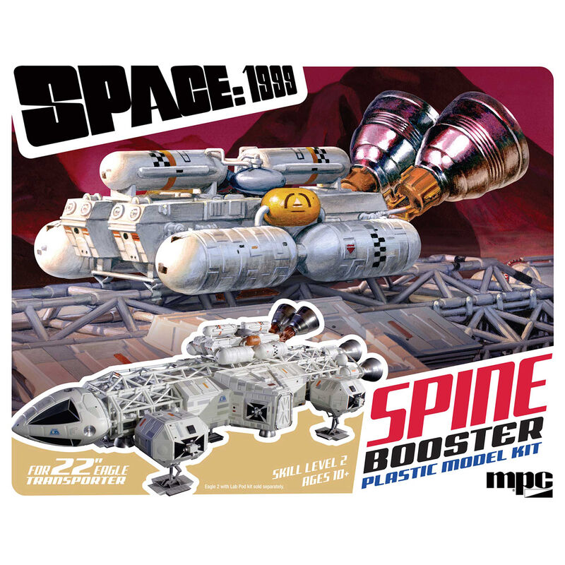 "1 48 Space 1999 22"" Booster Pack Accessory Set"