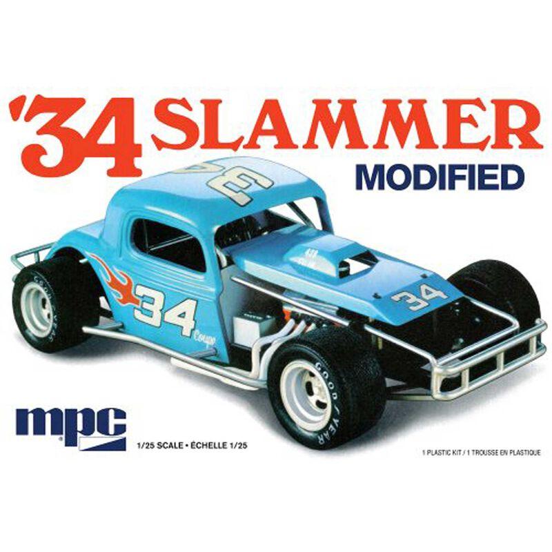 1/25 1934 Slammer Modified