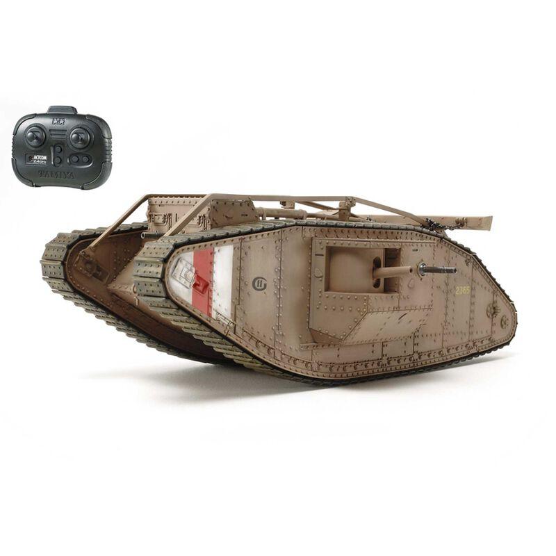 1/35 WWI British Tank Mk.IV Male (w Control Unit)