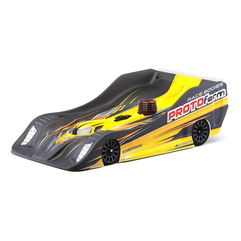 1/8 PFR18 PRO-Light Weight On Road Clear Body