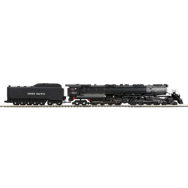 O Hi-Rail 4-8-8-4 w PS3 UP #4017