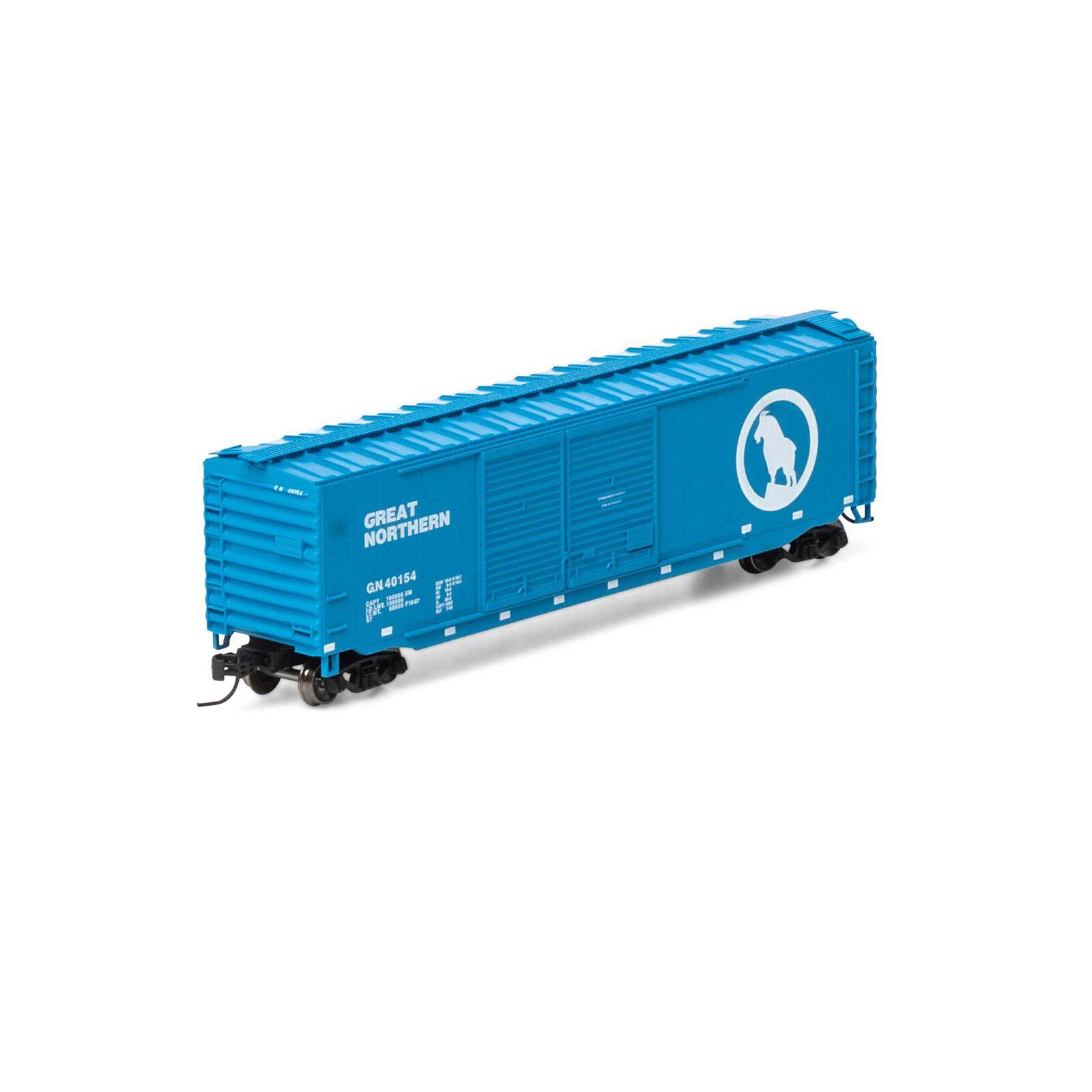 N 50' Double Sliding Door Box GN #40154