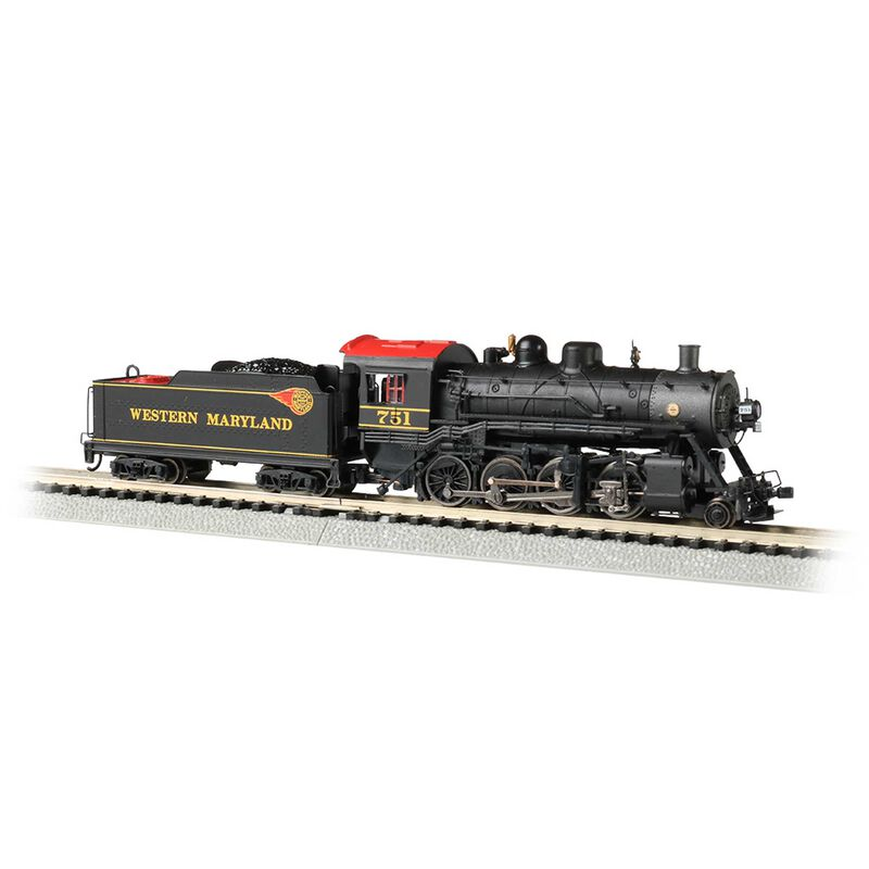 N 2-8-0 w DCC & Sound Value WM