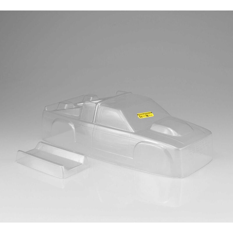 1/10 Authentic Clear Body: RC10GT