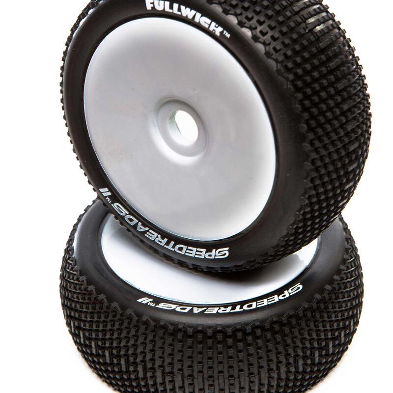 Speedtreads II FULLWICK Tires (2): 1/8 Buggy