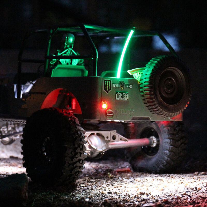 Green Night SABER LED Light