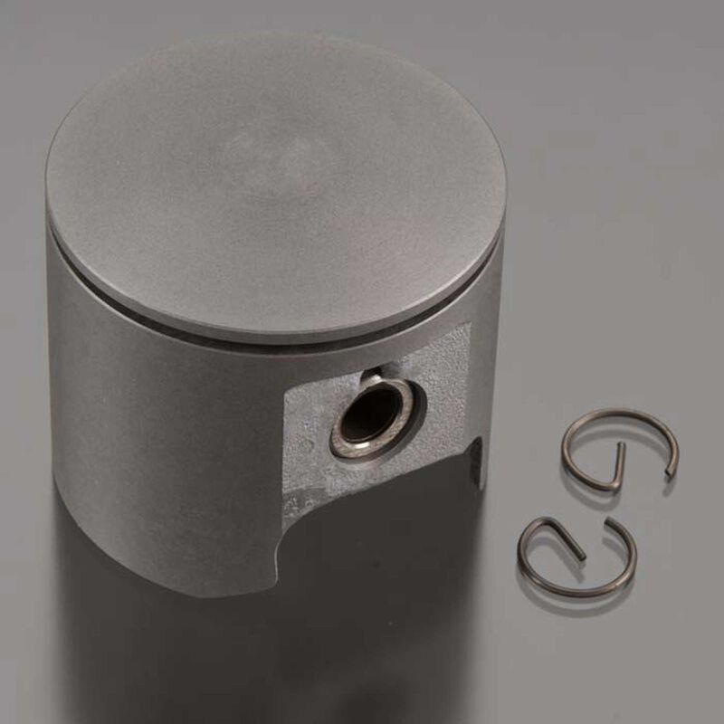 Piston with Pin and Retainer: DLE-170