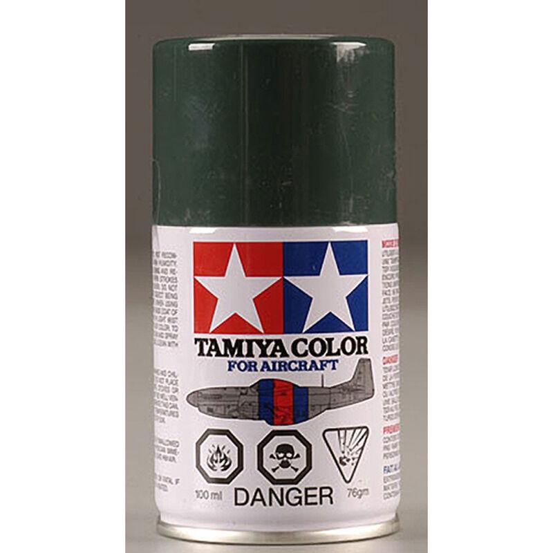 Aircraft Spray Paint AS-1 Dark Green (IJN) 100ml