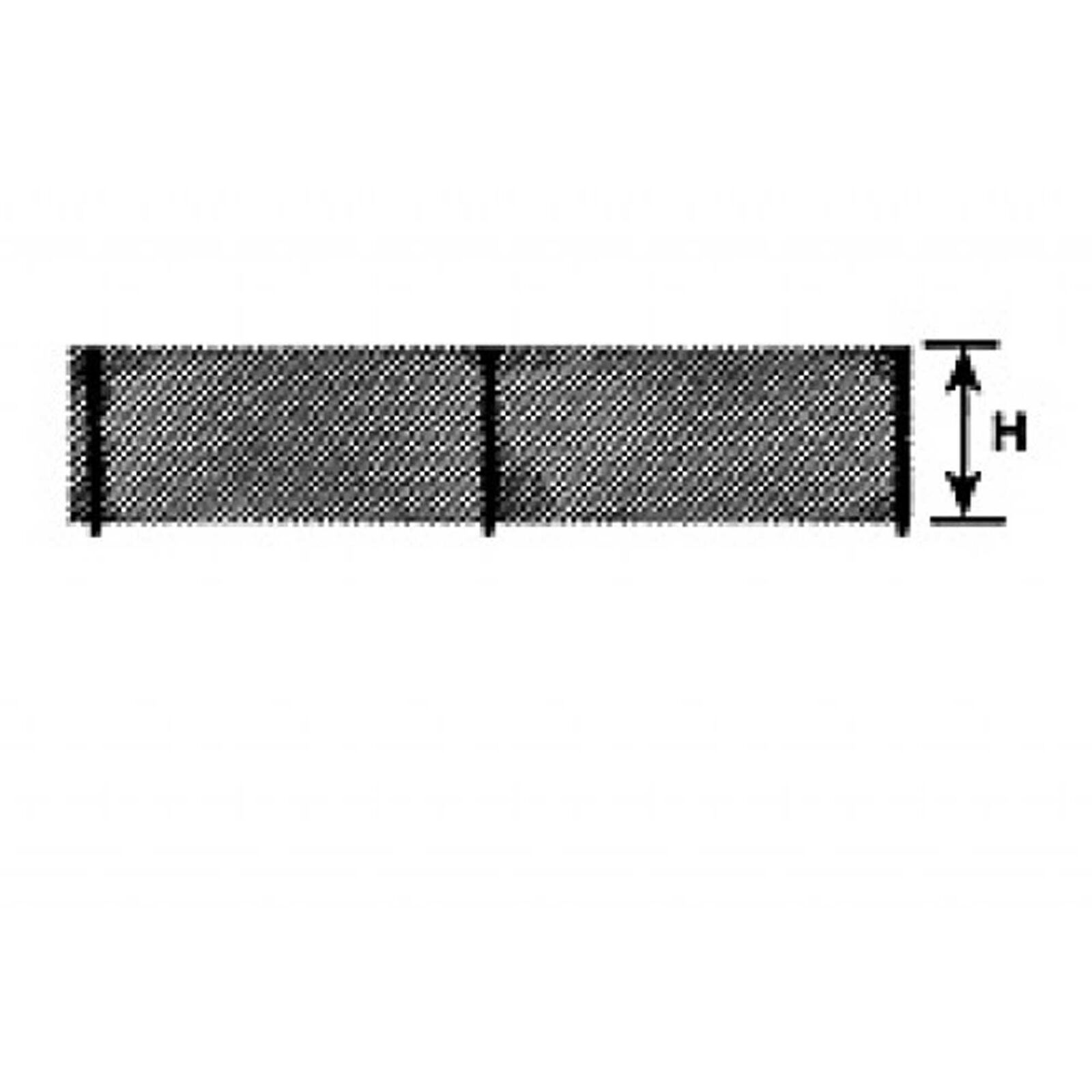 HO (1/100) Chain Link Fence