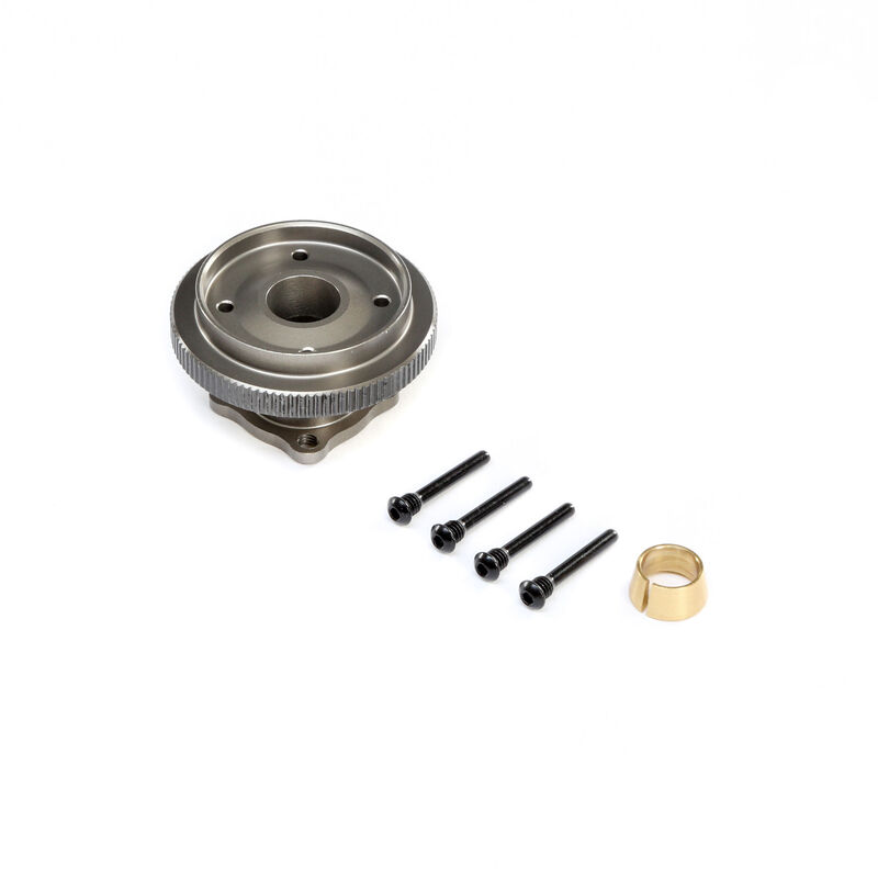 Flywheel and Collet Aluminum: 8IGHT-X