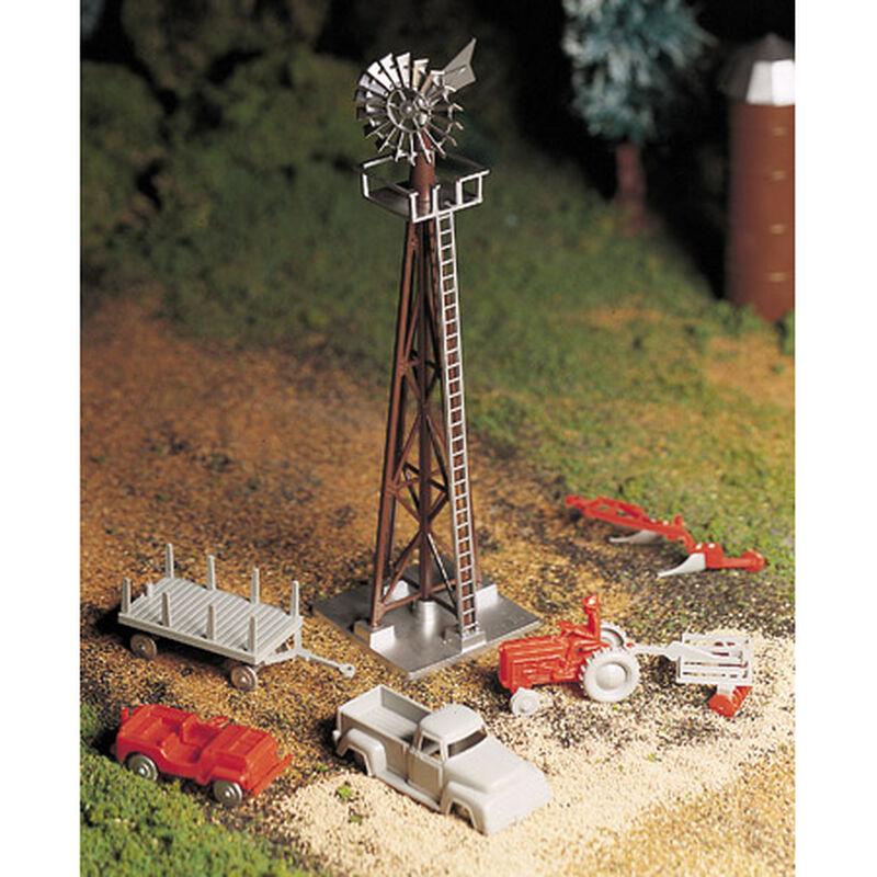 O Snap KIT Windmill w/Machinery