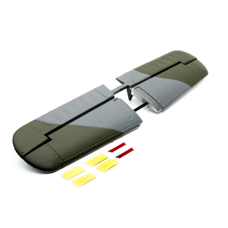 Horizontal Stab: FW-190A