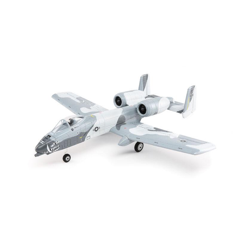 UMX A-10 28mm EDF Jet BNF Basic with AS3X, 562mm