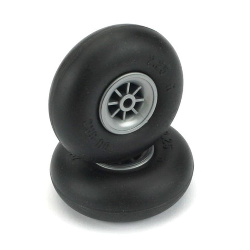 "Smooth Wheels, 2-1/4"" (2)"