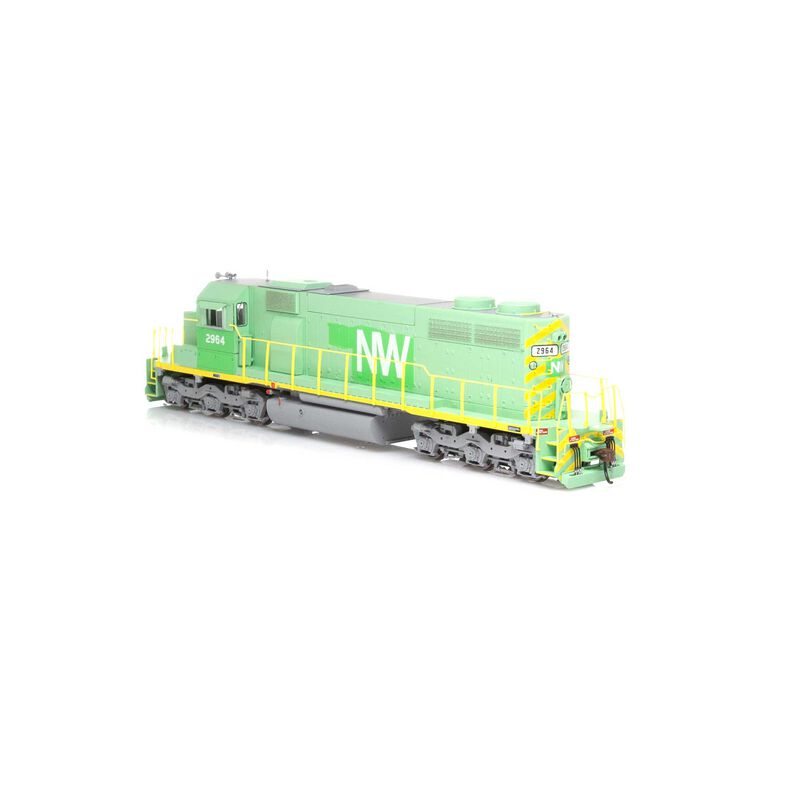 HO RTR SD39 with DCC & Sound N&W #2964