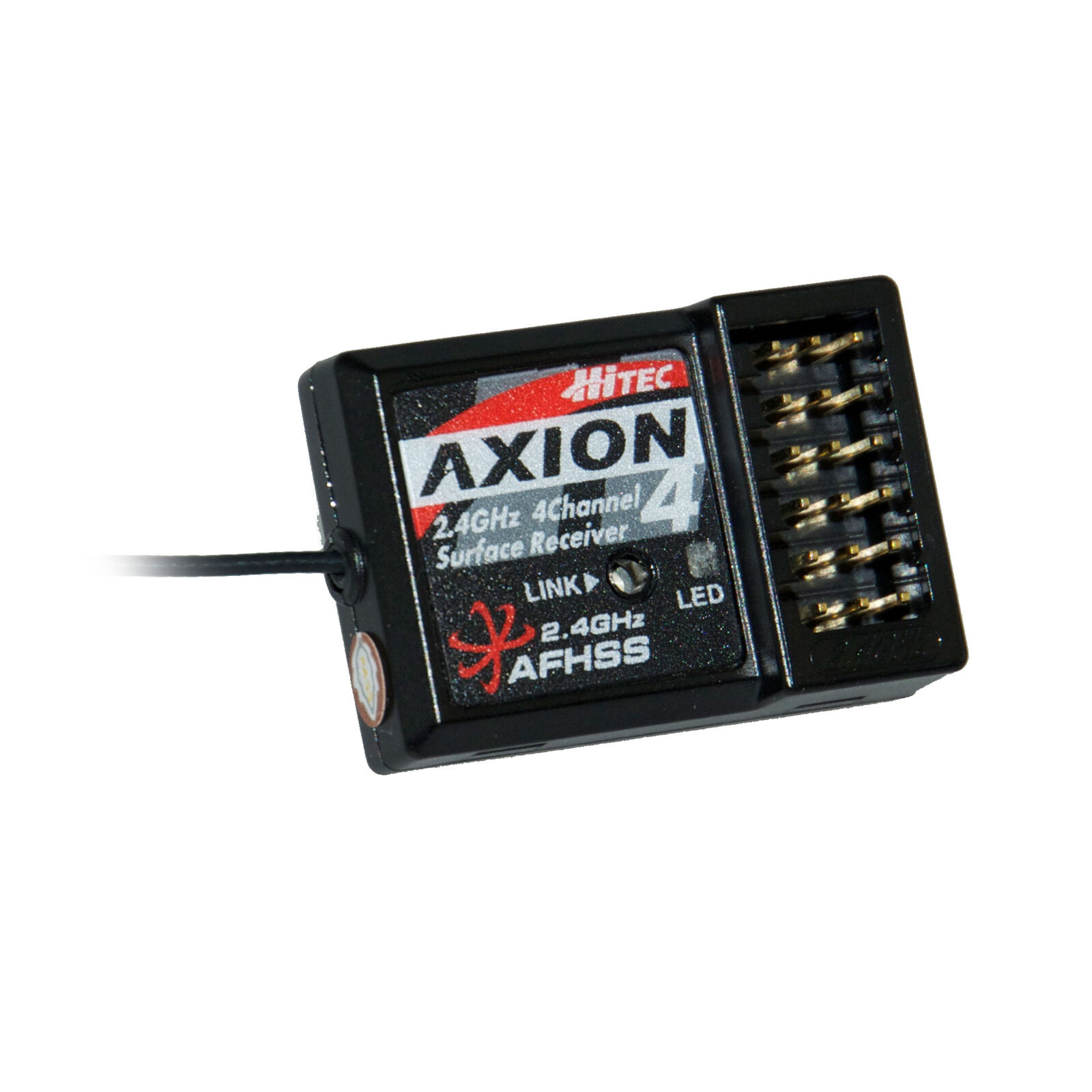 Axion 4 AFHSS 4-Channel Receiver