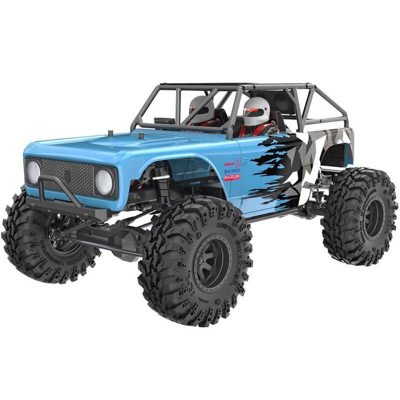 1/10 Wendigo Brushless Rock Racer RTR