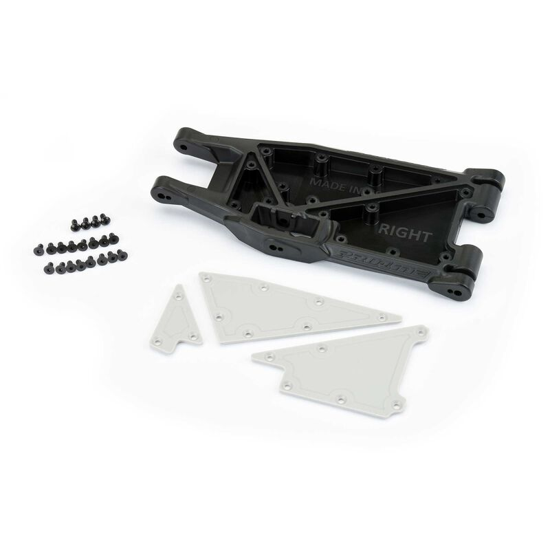 PRO-Arms Replacement Lower Right Arm (1): X-MAXX
