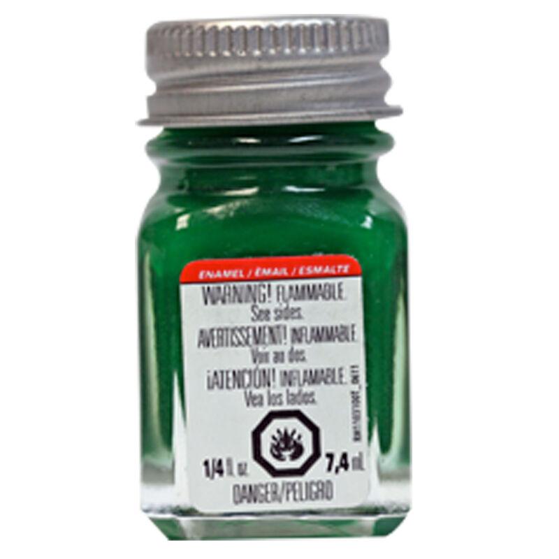 Enamel 1/4 oz Flat Beret Green