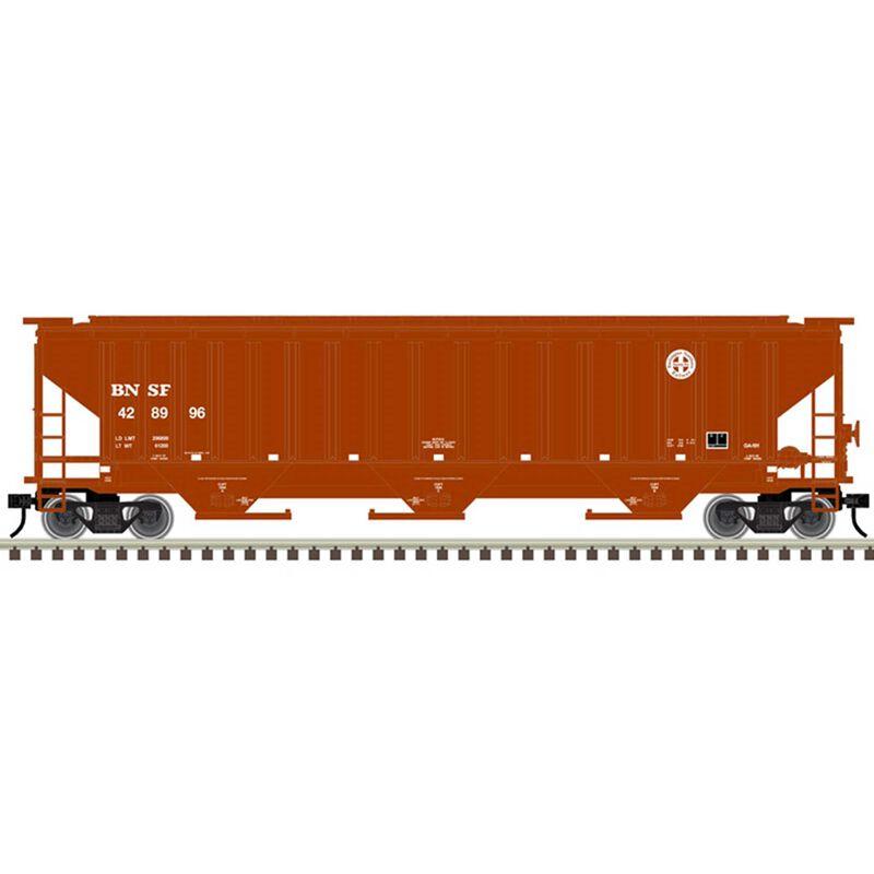 O PS4750 Covered Hopper 2-Rail BNSF
