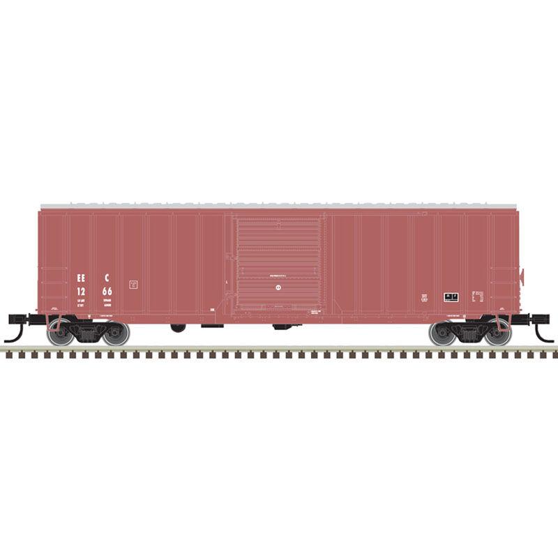 "HO Trainman 50' 6"" Box East Erie #1273"